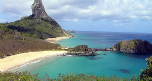 Morro do Pico, Fernando de Noronha, Brasil. Author and Copyright: Marco Ramerini