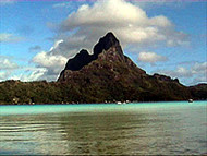 Bora Bora, Polinesia Francesa. Author and Copyright: Marco Ramerini