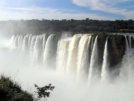 Garganta del Diablo, Cataratas de Iguazú, Brasil-Argentina. Author and Copyright: Marco Ramerini