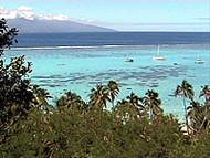 Moorea, Islas de la Sociedad, Polinesia Francesa. Author and Copyright: Marco Ramerini