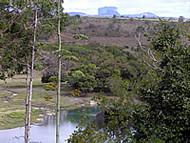 El paisaje alrededor de la cueva Azul, Chapada Diamantina, Bahía, Brasil. Author and Copyright: Marco Ramerini