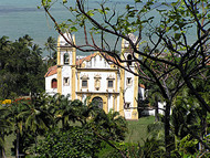 Igreja de Nossa Senhora do Carmo, Olinda, Pernambuco, Brasil. Author and Copyright: Marco Ramerini