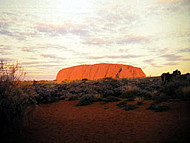 Uluru (Ayers Rock), Australia. Author and Copyright: Marco Ramerini