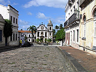 Olinda, Pernambuco, Brasil. Author and Copyright: Marco Ramerini