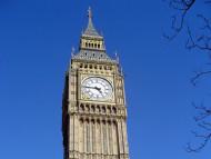 Big Ben, Londres, Reino Unido. Autor y Copyright Marco Ramerini