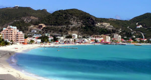 Philipsburg, Great Bay, San Martín (Sint Maarten). Author and Copyright Marco Ramerini