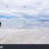 El inundado Salar de Uyuni, Bolivia. Autor y Copyright Marco Ramerini.