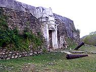 Forte de Nossa Senhora dos Remédios, Fernando de Noronha, Brasil. Author and Copyright: Marco Ramerini
