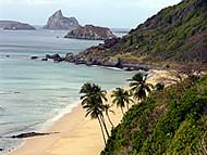 Praia do Boldró, Fernando de Noronha, Brasil. Author and Copyright: Marco Ramerini