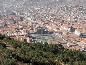 Cuzco, Perú. Author and Copyright: Nello and Nadia Lubrina