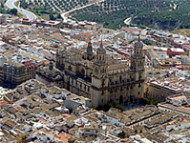 La Catedral de Jaén, Andalucía, España. Author and Copyright: Liliana Ramerini