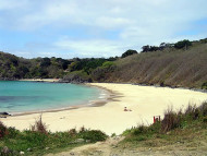 Praia do Meio, Fernando de Noronha, Brasil. Author and Copyright: Marco Ramerini