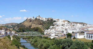 Arcos de la Frontera, Andalucía, España. Author and Copyright: Liliana Ramerini