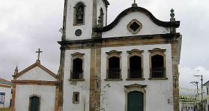 Igreja de Santa Rita, Paraty, Rio de Janeiro. Author and copyright: Marco Ramerini