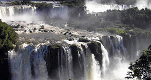Cataratas del Iguazú, Brasil-Argentina. Author and copyright: Marco Ramerini