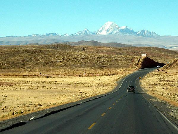 Meseta, Bolivia. Author and Copyright: Nello and Nadia Lubrina