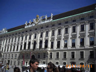Viena, Austria. Author and Copyright: Liliana Ramerini