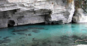 Cueva Pratinha, Chapada Diamantina, Bahía, Brasil. Author and Copyright: Marco Ramerini
