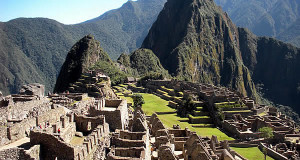 Machu Picchu, Perú. Author and Copyright: Nello and Nadia Lubrina