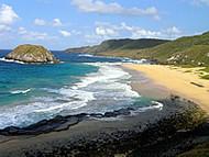 Praia do Leão, Fernando de Noronha, Brasil. Author and Copyright: Marco Ramerini