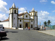 Catedrale da Sé, Olinda, Pernambuco, Brasil. Author and Copyright: Marco Ramerini