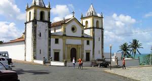 Catedrale da Sé, Olinda, Pernambuco, Brasil. Author and Copyright: Marco Ramerini