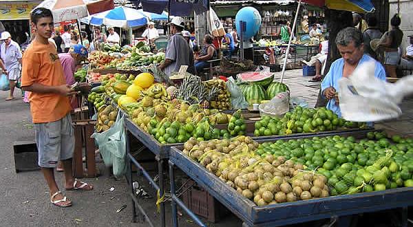 Mercado, Recife, Pernambuco, Brasil. Author and Copyright: Marco Ramerini