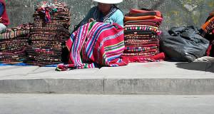 Traje típico boliviano. Author and Copyright: Nello and Nadia Lubrina