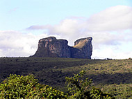 Morro do Camelo, Chapada Diamantina, Bahía, Brasil. Author and Copyright: Marco Ramerini