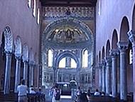 La Basílica Eufrásica, Porec-Parenzo, Croacia. Author and Copyright: Marco Ramerini