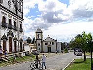 Igreja de São Cosme and Damião (1535), Igarassu, Pernambuco, Brasil. Author and Copyright: Marco Ramerini