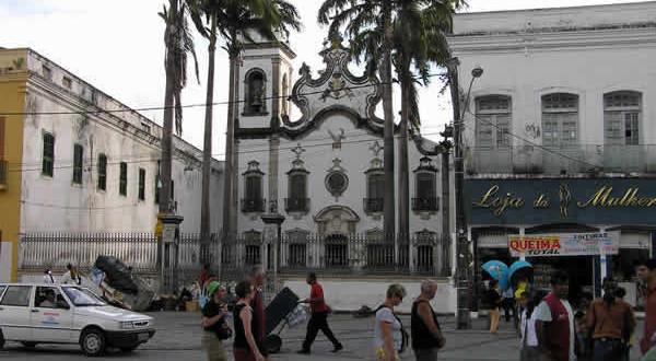 Recife, Pernambuco, Brasil. Author and Copyright: Marco Ramerini