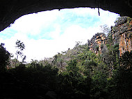 Cueva Lapa Doce, Chapada Diamantina, Bahía, Brasil. Author and Copyright: Marco Ramerini