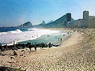 Copacabana, Rio de Janeiro, Brasil. Author and copyright: Nello Lubrina