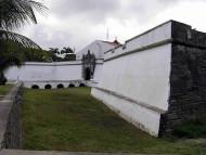 Forte do Brum, Recife, Pernambuco, Brasil. Author and Copyright: Marco Ramerini