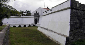 Forte do Brum, Recife, Pernambuco, Brasil. Author and Copyright: Marco Ramerini