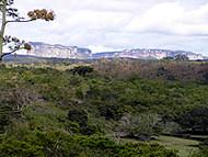 El paisaje alrededor de la Cueva de Pratinha, Chapada Diamantina, Bahía, Brasil. Author and Copyright: Marco Ramerini