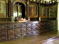 Sacristia, Catedrale da Sé, Olinda, Pernambuco, Brasil. Author and Copyright: Marco