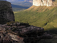 Morro do Pai Inácio, Chapada Diamantina, Bahía, Brasil. Author and Copyright: Marco Ramerini