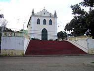 Capilla de Senhor dos Passos, Lençóis, Chapada Diamantina, Bahía, Brasil. Author and Copyright: Marco Ramerini