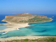 La laguna de Balos, Creta, Grecia. Author and Copyright Luca di Lalla