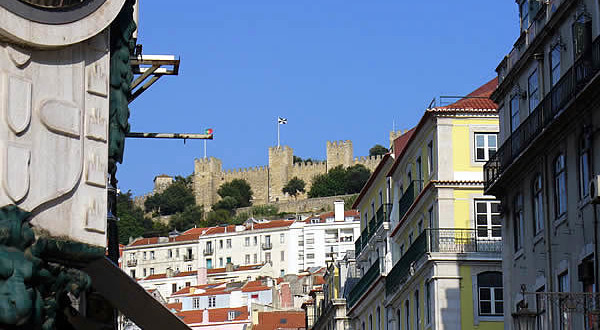 Lisboa, Portugal. Autor y Copyright Liliana Ramerini