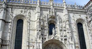 Monastero dos Jerónimos, Lisboa, Portugal. Autor y Copyright Liliana Ramerini