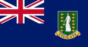 Bandera de las Islas Vírgenes Británicas