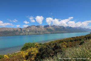 Lago Wakatipu, Nueva Zelanda. Autor y Copyright Marco Ramerini
