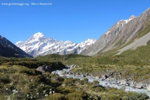 Monte Cook, Nueva Zelanda. Autor y Copyright Marco Ramerini