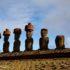 Ahu Nau Nau, Anakena, Isla de Pascua, Chile. Autor y Copyright Marco Ramerini