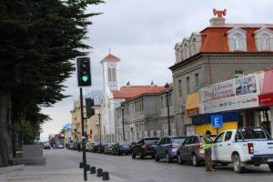 Punta Arenas, Chile. Autor y Copyright Marco Ramerini