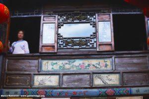 Mujer, Jianshui, Yunnan, China. Autor y Copyright Marco Ramerini...