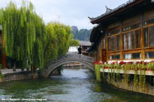 Lijiang, Yunnan, China. Autor y Copyright Marco Ramerini.